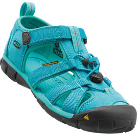 Keen Youth Seacamp II CNX Sandals Baltic/Caribbean Sea